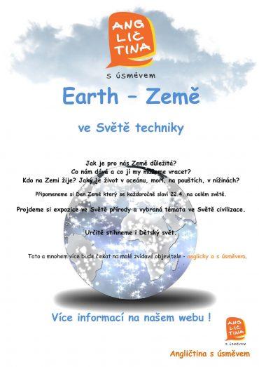 Angličtina ve Světě techniky – Země