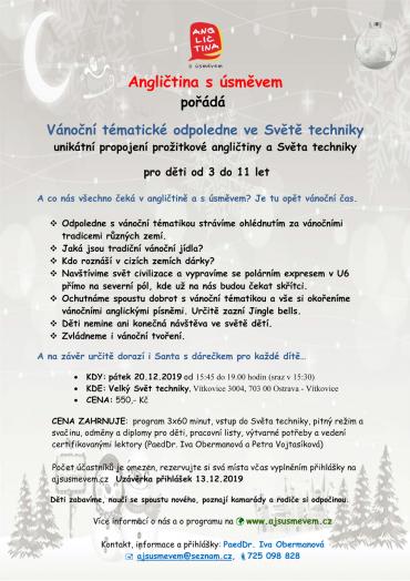 Vánoce ve Světě techniky